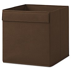 Real Simple® Fabric Drawer in Espresso