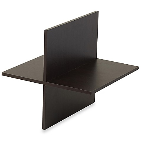 Real Simple® Cross-Frame Insert in Espresso