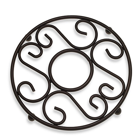 My perfect kitchen bronze trivet bed bath beyond for My perfect kitchen products
