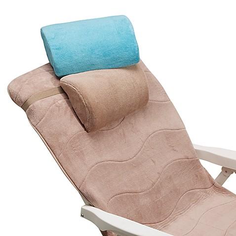 Microdry 174 Ultimate Luxury Memory Foam Lounge Pillow Bed