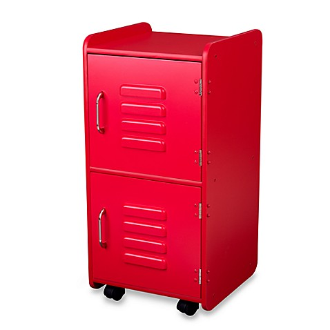 KidKraft® Medium Locker in Red