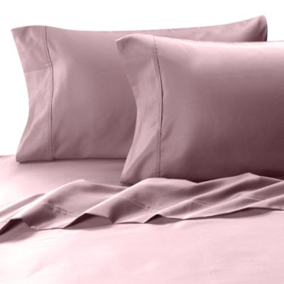 MicroTouch Queen Sateen Sheet Set in Lilac