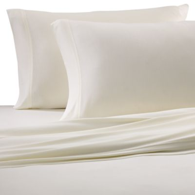 Pure Beech® Jersey Knit Standard Pillowcases in Natural