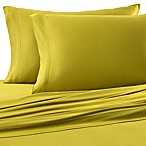 Pure Beech® Jersey Knit Sheet Set in Green