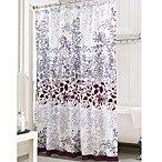 Enchanted Purple 72-Inch x 72-Inch Shower Curtain