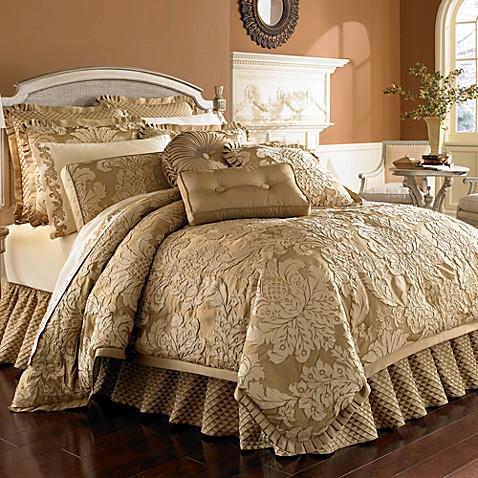 J Queen New York Contessa Comforter Set Bed Bath Amp Beyond