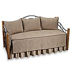 Vallejo 100% Cotton Quilted Daybed Set in Taupe