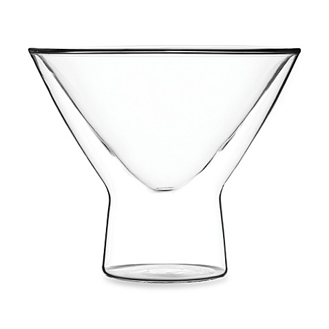Luigi Bormioli Duos 8-Ounce Martinis (Set of 2)