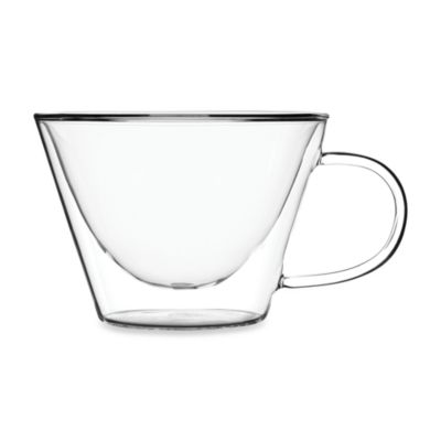 Luigi Bormioli Duos 13-Ounce Mugs (Set of 2)