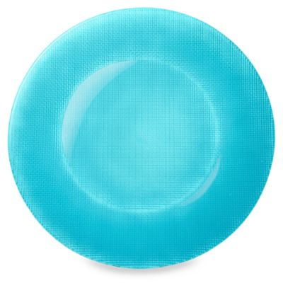 Bormioli Rocco Inca 12 1/4-Inch Charger Plate in Blue