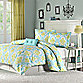 Mizone Katelyn Twin/Twin XL Comforter Set in Teal
