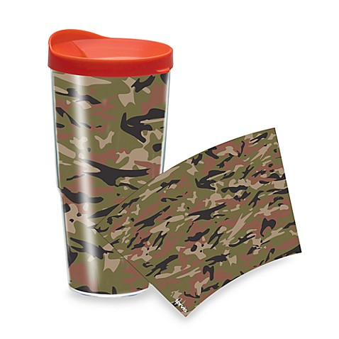 Tervis® Camouflage 24-Ounce Wrap Tumbler with Lid
