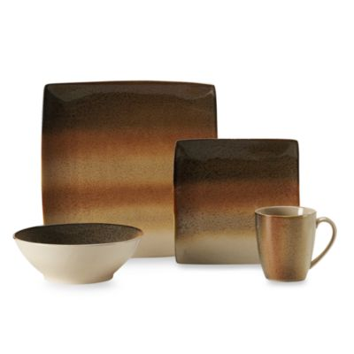 Sango Nouveau Sands 16-Piece Dinnerware Set
