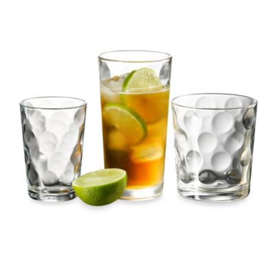 Mirage 12-Piece Glassware Set