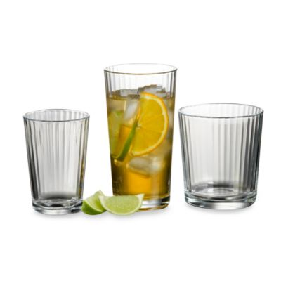 Illusion 12-Piece Glassware Set