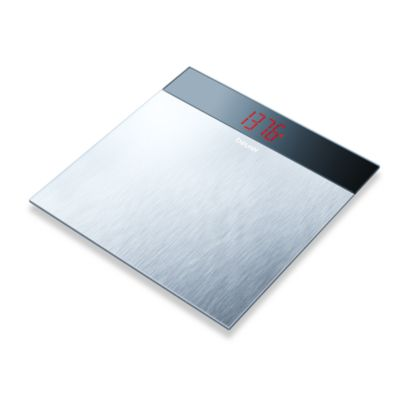 Beurer Stainless Steel Mirrored Digital Scale