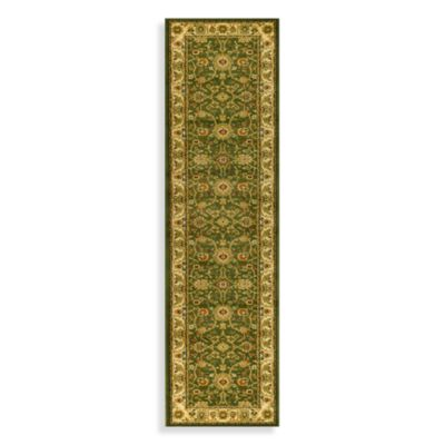 Safavieh 8 Green Square Rug