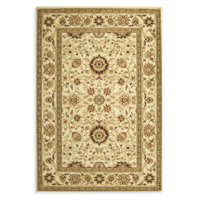 Safavieh Lyndhurst 2-Foot 3-Inch x 16-Foot Runner in Ivory