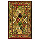 Safavieh Lyndhurst Diamond Patchwork Red Rugs