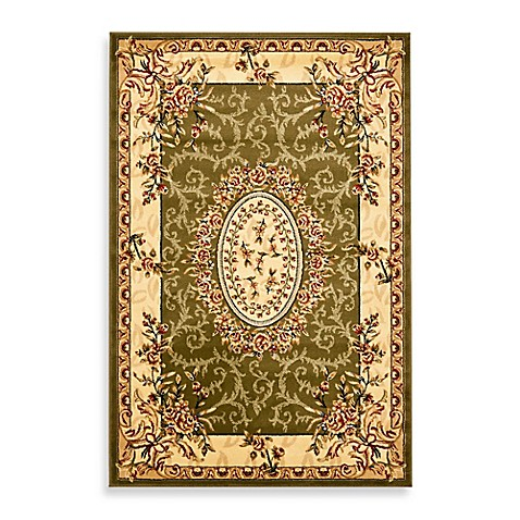 Safavieh Lyndhurst Collection 8' Round Rug