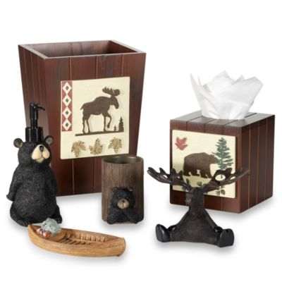 North Ridge Boutique Tissue Holder