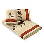 North Ridge Bath Towels, 100% Cotton