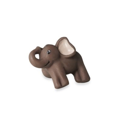 Kidz Decorative Door Knob in Elephant (Set of 4)