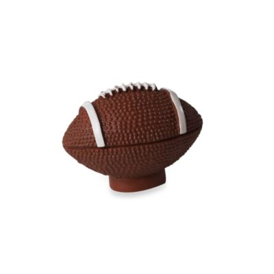 Kidz Decorative Door Knob in Football (Set of 4)
