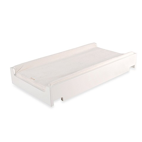 bloom® Universal Changing Tray in Coconut White