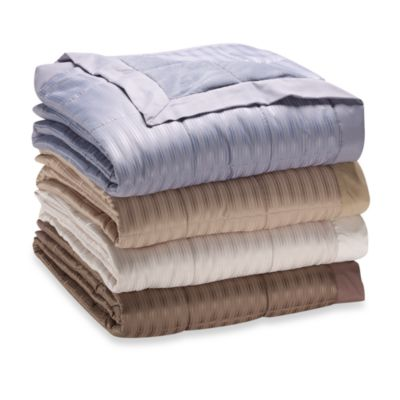 The Seasons Collections® Down Alternative Blanket