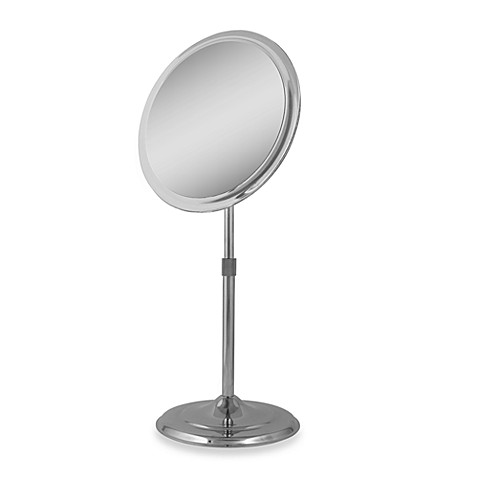 Zadro 5x Adjustable Stand Vanity Mirror Www