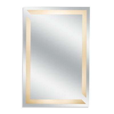 Kimball & Young Deco Back-Lit Wall Mirror