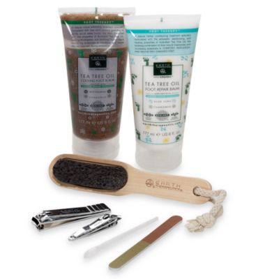 Deluxe Foot Therapy and Pedicure Gift Set