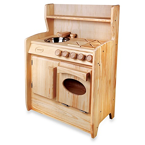 TreeHaus Wooden Kitchen, BPA Free