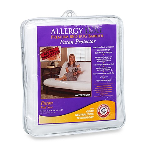 Allergy Luxe® Premium Bed Bug Barrier Futon Protector