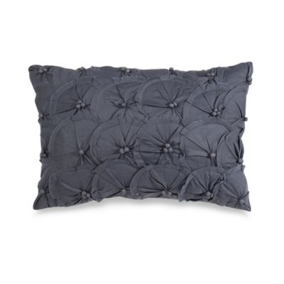 Peacock Feathers Breakfast Pillow