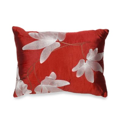 Mikasa® Pure Red Breakfast Pillow
