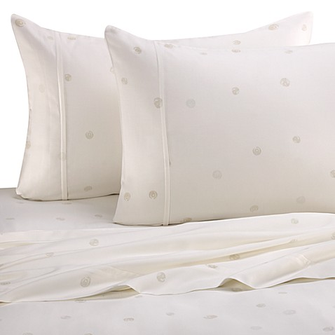 Barbara Barry Nautilus Sheet Set