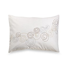 Barbara Barry Nautilus Breakfast Pillow