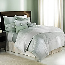 Barbara Barry® Wavelength Duvet Cover, 100% Cotton