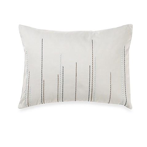 Barbara Barry® Wavelength Breakfast Pillow in Celadon
