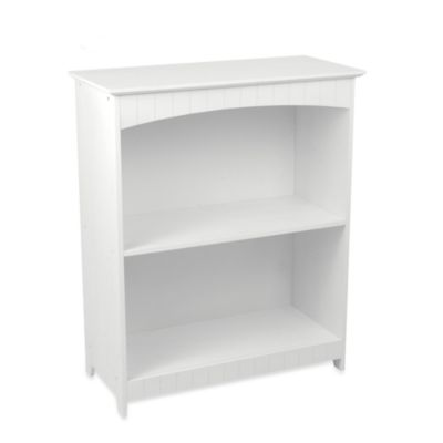 KidKraft® Nantucket 2-Shelf Bookcase