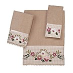 Avanti Victoria Bath Towel Collection in Linen