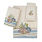 Avanti Cancun Ivory Bath Towels, 100% Cotton