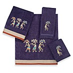 Avanti Rio Grande Iris Bath Towels, 100% Cotton