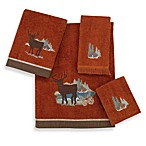 Avanti Winchester Copper Bath Towels, 100% Cotton