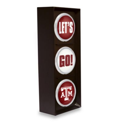 Texas A&M University Let's Go Light