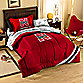 University of Nebraska Twin Complete Bed Ensemble