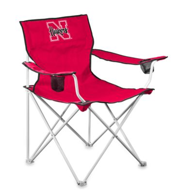 University of Nebraska Deluxe Folding Chair