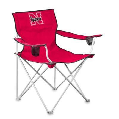 University of Nebraska Elite Folding Chair